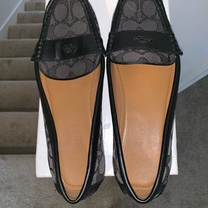Women's Coach loafers/flats